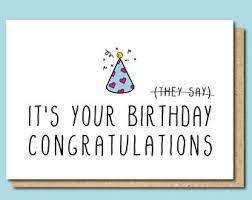 boss birthday card etsy