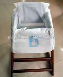 disposable high chair cover buy disposable high chair cover baby