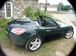 2007 saturn sky review