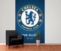 1wall chelsea football club wall mural w2p chelsea 001