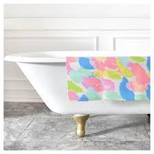 rebecca allen flourish ii bath rug 2