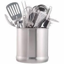 kitchen utensil canister kitchen utensil holder ebay