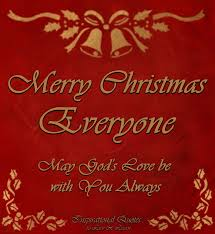 merry everyone may god s be with you always
