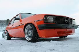 opel ascona opel ascona b bbsrm weber my cars pinterest cars