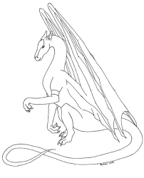 download sea dragon coloring pages ziho coloring