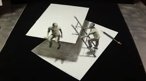 incredible drawing this is impossible 3d trick art on paper vamosart you