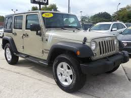 charcoal grey jeep rubicon brown jeep wrangler for sale used cars on buysellsearch