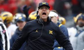 Jim Harbaugh Memes - a furious jim harbaugh went so ballistic over an offsides call he