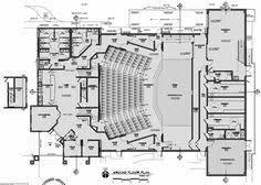 floor plan theater floor plans camelot theatre ashland or design by bruce richey