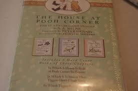 house at pooh corner the classic pooh treasury vol 3 the house at pooh corner set by