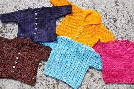 baby sweaters anatomy of a baby sweater