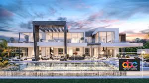 modern villa for sale in urbanization bel air estepona abc