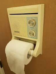 toilet paper holder radio ineeeedit