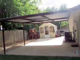 carports metal rv carports carport with storage car shed