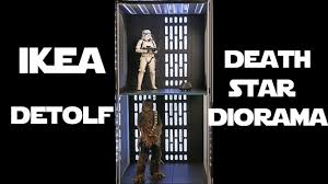 Does Ikea Have Sales 1 6 Ikea Detolf Death Star Dioramas Deluxe And Budget For Sale