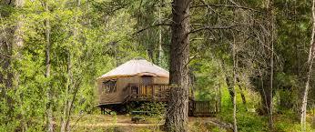 petite retreats unique tiny houses yurts cottages cabins