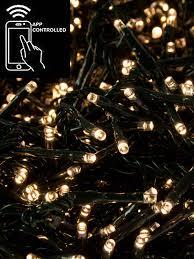 Led Cluster Lights Buy 720 Zaplites Basic Cluster Lights Warm White From Seasons