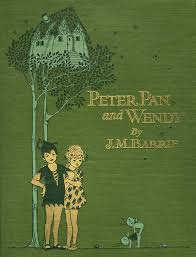 j m barrie peter pan and wendy 1911 no friend as loyal as a book