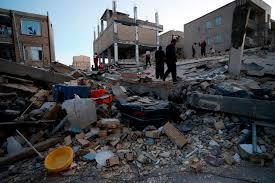 earthquake update update at least 170 killed as strong quake rocks iran iraq border