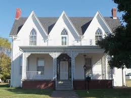 Gothic Revival Home 1869 Gothic Revival Washington In 106 900 Old House Dreams
