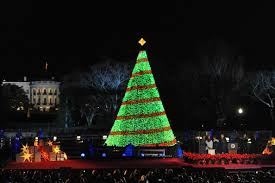 barack obama photos photos national tree lighting