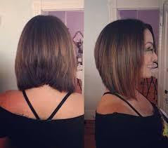 medium length stacked hair cuts medium short hair hairstyles pinterest medium short hair