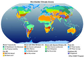 what is a climate map introduction to tropical meteorology ch 1 introduction 1 9