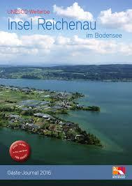 Inges Wohnzimmer Konstanz Gäste Journal 2016 Insel Reichenau By Tourist Information