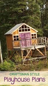 Backyard Clubhouse Plans by How To Build A Backyard Playhouse Diy Network Playhouses And