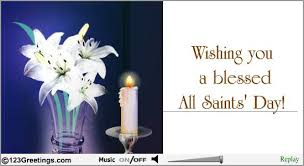 40 best all saints day wish pictures and photos