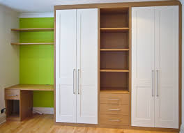 Wardrobe With Shelves by Proline
