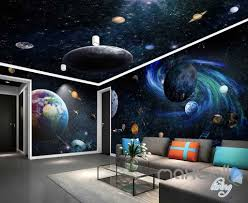 3d galaxy solar system entire room wallpaper wall murals art 3d galaxy solar system entire room wallpaper wall murals art prints idcqw 000141