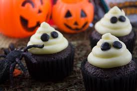 jeep cupcake cake how to make spooky ghost cupcakes halloweenrecipes iol lifestyle