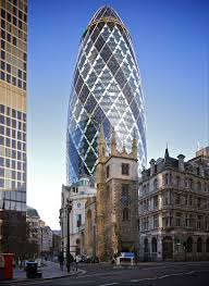 london glass building 30 st mary axe wikipedia