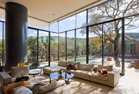 modern house plans with large windows homes zone