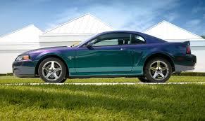 2004 Mustang Cobra Black 2003 2004 Ford Mustang Svt Cobra The Terminator The Motoring