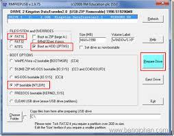 cara membuat bootable xp pada flashdisk cara membuat bootable windows xp fajar153