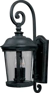 Lantern Style Outdoor Lighting by Dover Cast 3 Light Outdoor Wall Lantern Outdoor Wall Mount