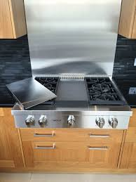 Wolf 48 Inch Gas Cooktop Wolf 48 Gas Range Medium Size Of Ge Downdraft Cooktop