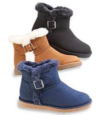 womens boots at kohls kohl s so s fuzzy ankle boots 12 74 reg 59 99
