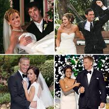 bachelor wedding 12 couples that found on the bachelor and the bachelorette