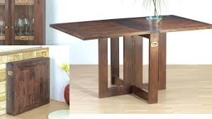 Small Foldable Dining Table Folding Dining Table For Small Space In Mumbai Best Gallery Of