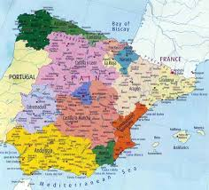 map of spain spain maps printable maps of spain for