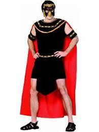 Aztec Halloween Costume Aztec Warrior Costume Size 48 50 Large Xl Amazon Uk
