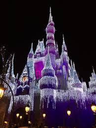 cinderella castle during christmas picture of cinderella u0027s royal