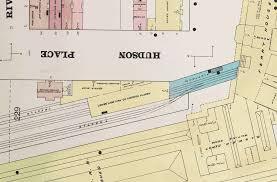 Ferry Terminal Floor Plan War Of Yesterday Hoboken El