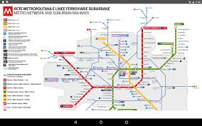 Metro Map Delhi Download by Milan Metro Map 2017 Android Apps On Google Play