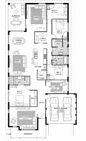 single story 4 bedroom house plans house plan beautiful single story house plans with 3 car garage