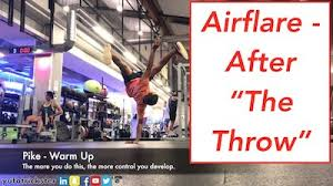 tutorial dance who you professional handstand instructor in dubai brand ambassador