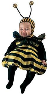 Cheerios Halloween Costume Amazon Infant Baby Bumble Bee Costume 3 12 Months Clothing